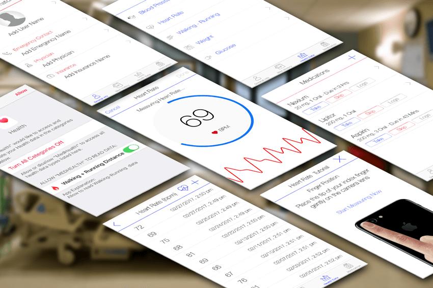tapcrew medhealth app development